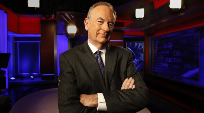 Fox Signed O'Reilly To New Contract After Sexual Harassment Settlement