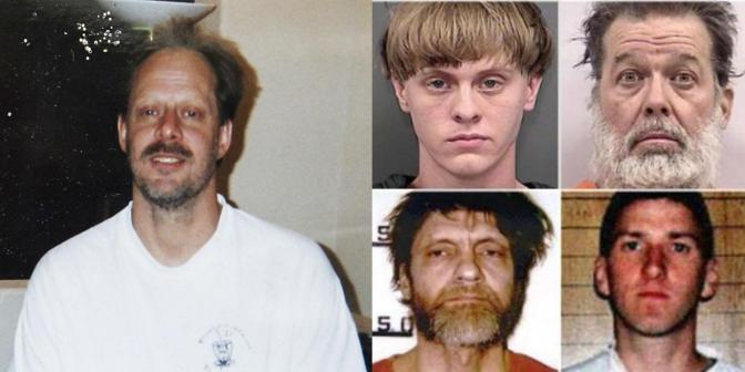 Trump Worries About Muslims But The Top Mass Shooter Profile In America  Belongs To Homegrown White Men
