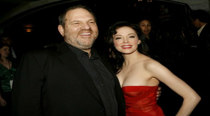 McGowan Says Hollywood Blacklisted Her Because Of Rape