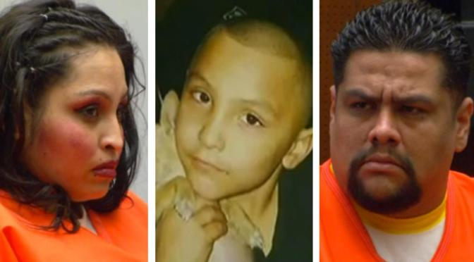 [Graphic Content] Child Abuse Murder Case Of Boy, 8, Tortured By Mother And Stepfather Continues In Los Angeles