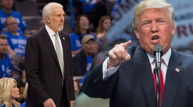 Spurs Head Coach Gregg Popovich Goes In On 'Unfit, Soulless Coward' Donald Trump After Falsely Claiming His Predecessors Didn't Contact Families Of Fallen Troops