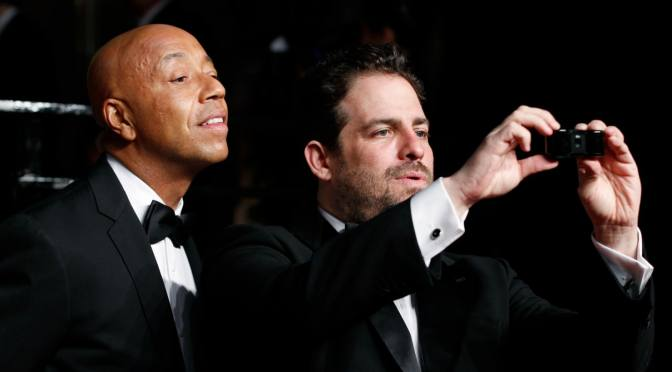 Who Sticks Around And Takes A Shower If You're Being Sexually Assaulted? Doubt Surrounds Former Models Claim That Russell Simmons Raped Her 26 Years Ago While Brett Ratner Watched