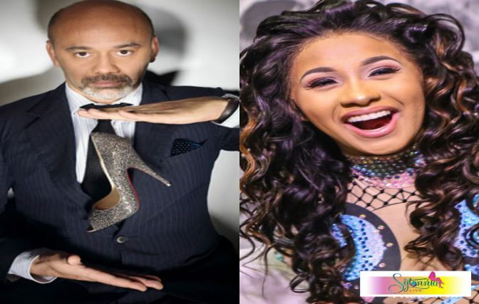 """Christian Louboutin Open To Meeting Cardi B """"If She's Ever In Paris"""" After Bodak Yellow Helps Increase Product Searches By 217%"""