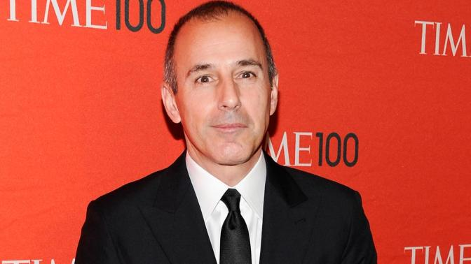 NBC Fires Matt Lauer Over Sexual Misconduct Allegations