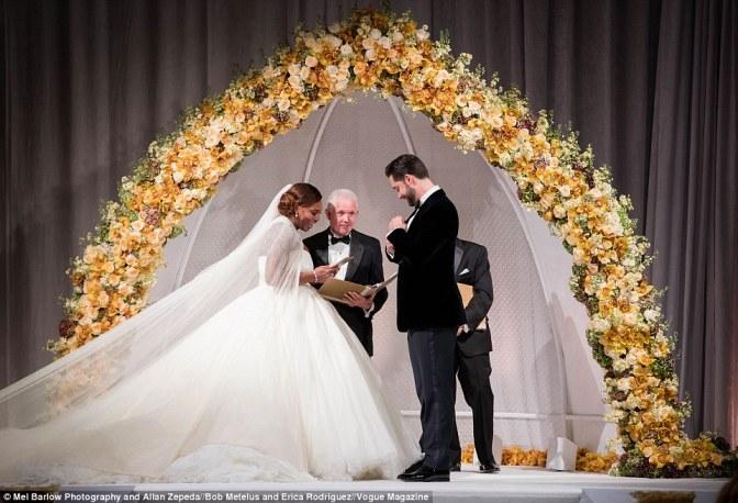 Serena Marries Alexis In New Orleans