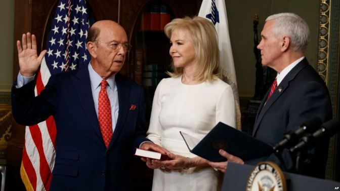 'Forbes' Says Commerce Sec. Ross Lying About Wealth