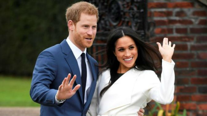 Prince Harry And Meghan Markle Make First Appearance As Engaged Couple