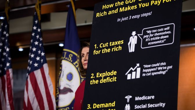 Losers And Winners Of The GOP Tax Plan, Democrats Respond