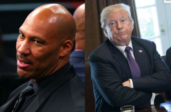 Thanks For The 13 Million In Free Advertisement, Trump Spat Gives Boost To Big Baller Brand