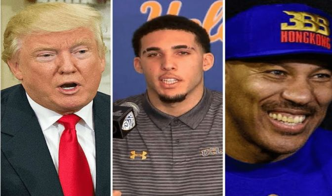 Trump Who? LaVar Ball Says #45 Had No Hand In Helping LiAngelo In China Shoplifting Crime And Of Course Donald Isn't Happy
