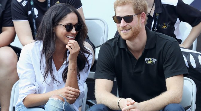 Prince Harry Set To Marry American Actress Meghan Markle