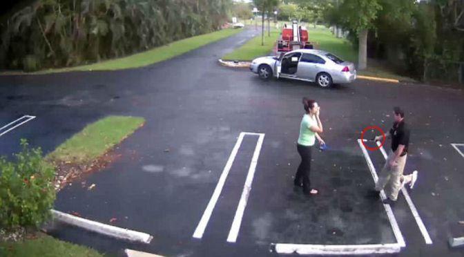 Florida Deputy Shoots Ex-Girlfriend And Then Turns The Gun On Himself