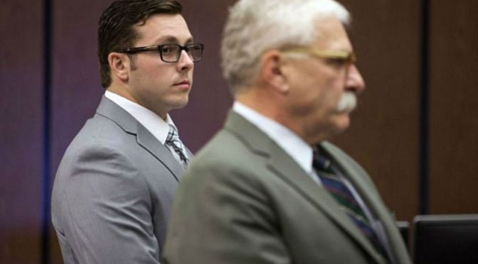 Former Arizona Officer Found Not Guilty Of Murdering Unarmed Man