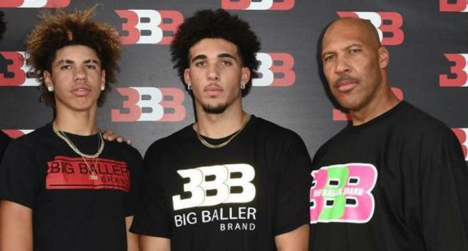 LiAngelo And LaMelo Ball Headed Overseas To Play Bal