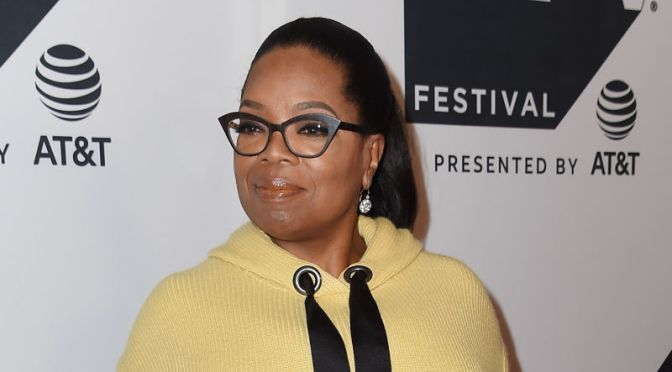 Nooooooo! Oprah Sells Off More Of Her OWN Network To Discovery
