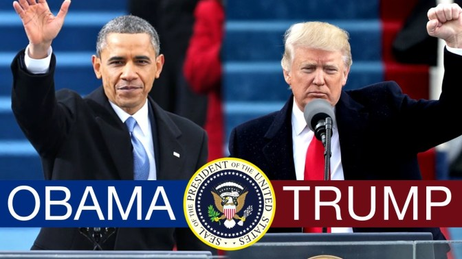 Donald Trump Is Determined To Erase President Obama's Legacy