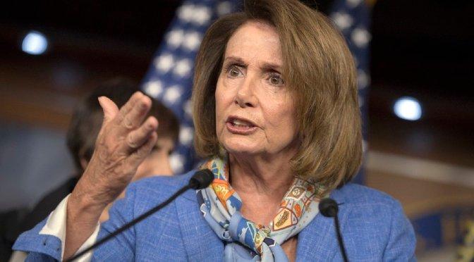 As Shutdown Threat Looms, Pelosi Criticizes Republicans