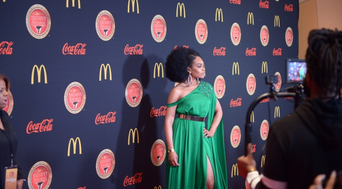 Xernona Clayton, Larenz Tate, Erica Ash, Demetria Mckinney, Jermaine Dupree And More Hit The Red Carpet For The Trumpet Awards