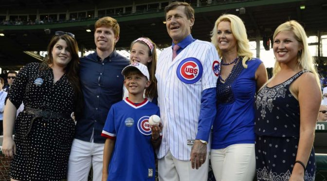 Famed  Broadcaster Craig Sager's Widow Dragging Children To Court Over Uncontested Will He Left Them Out Of