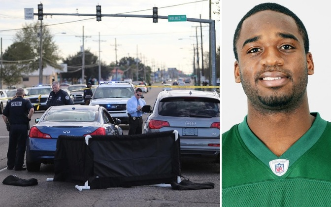 Trial Set To Begin In Ex-NFL Player's Road-Rage Killing