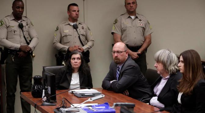 California Parents Accused Of Torture Plead Not Guilty