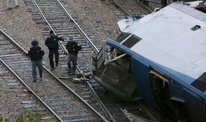 SC Governor:  2 Amtrak Workers Killed In Train Crash