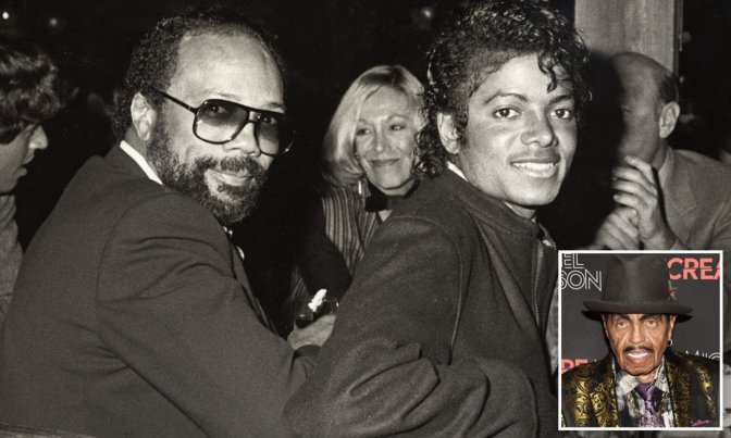 Joe Jackson Sets Quincy Jones Straight