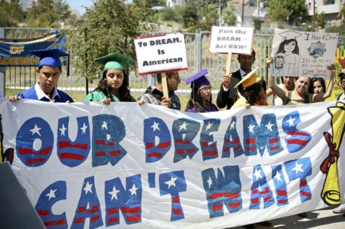 Trump Pessimistic On Immigration Deal