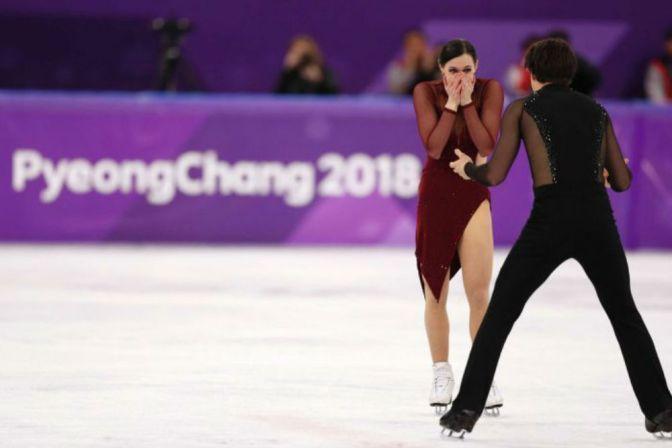 Virtue, Moir Win Ice Dance For 3rd Career Olympic Gold Medal