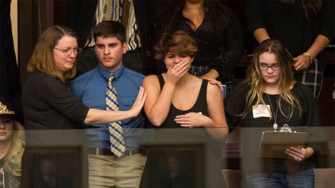 How Many More Lives Must We Lose?Florida House Votes Down Motion To Consider Assault Weapon Ban