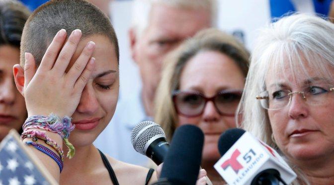 FL Student Massacre Survivors Announce Gun Control Demonstration