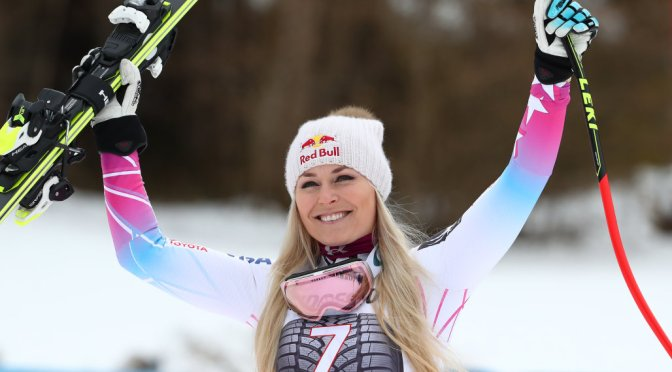 Where's The Support? Vonn Targeted With Online Insults
