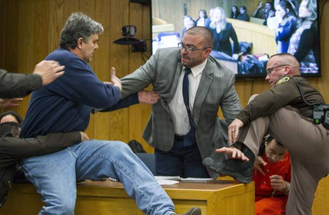Parent Of Nassar Victim Asks Judge For Five Minutes Alone With Disgraced Physician….Okay.. Just Give Me One