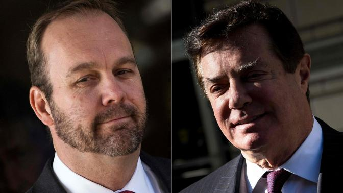 Mueller Files New Charges Against Manafort, Gates