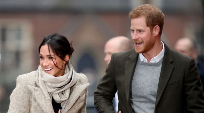 Scotland Yard Investigating Suspicious Package Sent To Prince Harry, Meghan Markle