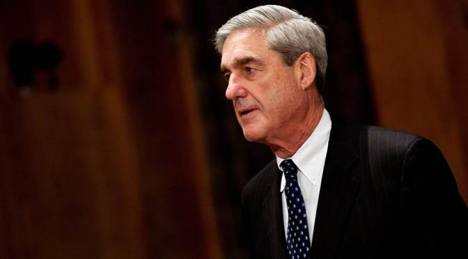 Mueller Charges Attorney For Lying To Special Counsel's Office