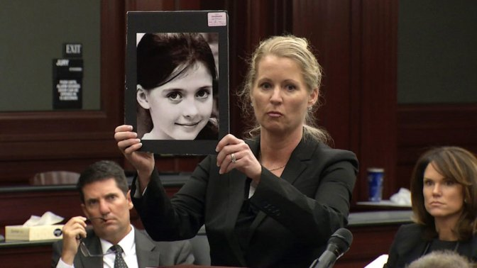 8-Year Old Cherish Perrywinkle Suffered Horribly At The Hands Of Her Rapist And Murderer, Graphic Details Leave Courtroom Shook