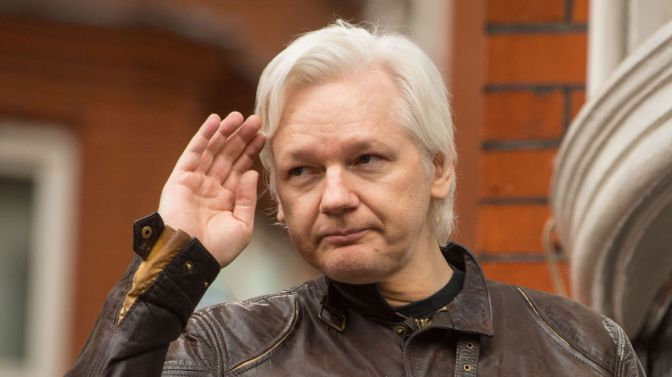 Ecuador Cuts Off Internet Access For Assange At Embassy