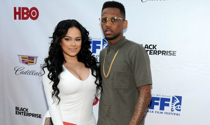 Fabolous Busted On Domestic Violence Charge