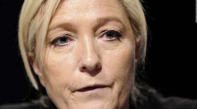 French Political Leader Charged For Sharing Gruesome ISIS Photos