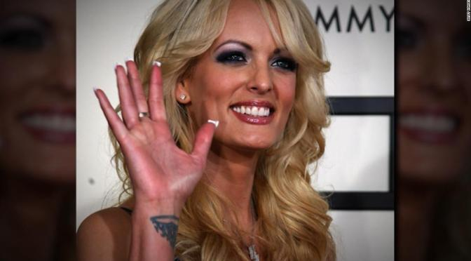 Porn Star Stormy Daniels Offers To Give Trump His 130K Back To End Her Silence