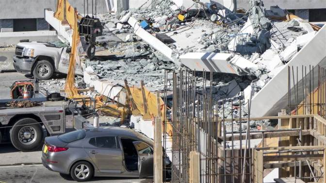 Top Headlines: Construction Firms Linked To Bridge Collapse No Stranger To Safety Accusations, Stormy White House Drama Continues, Woman Charged With Deadly YouTube Stunt Sentenced And More…..