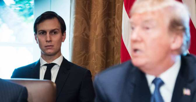 Mueller Looking Into Whether Jared Kushner's Foreign Business Ties Affected White House Policy