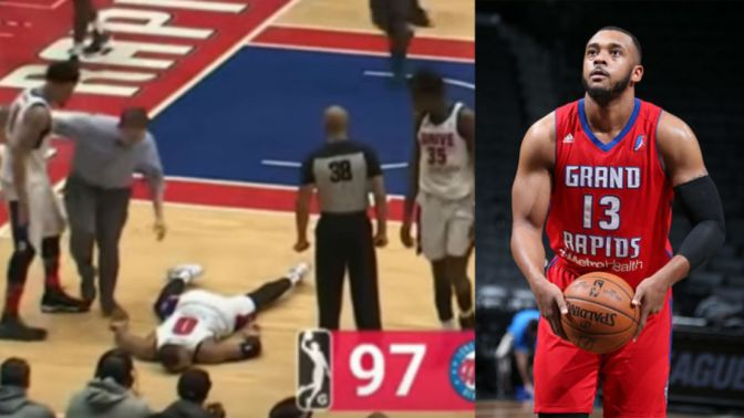 NBA G-League Player Dies After Collapsing On Court