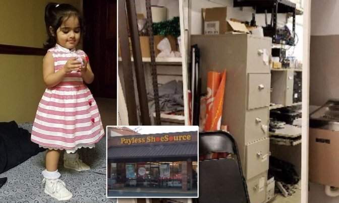 Girl Dies After Mirror Falls On Her At Payless Shoe Store