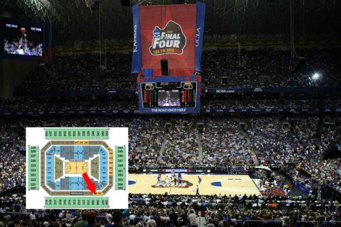 Travel Costs To See Your Team Play In Final Four, Championship