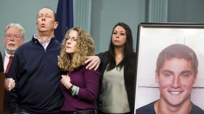 Involuntary Manslaughter Charges Dismissed In Penn State Hazing Death