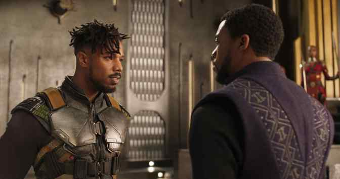 'Black Panther' Passes The Billion Dollar Mark, Still No. 1 In North America