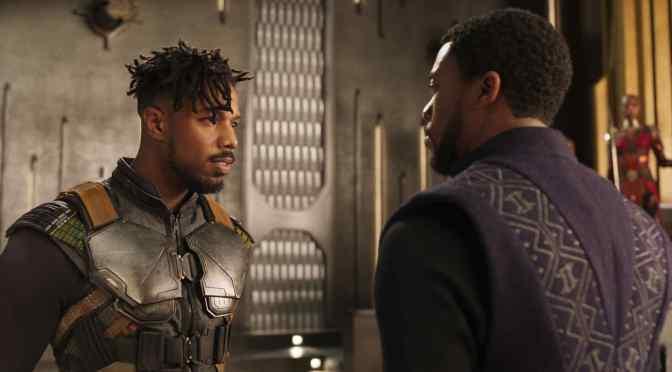 'Black Panther' Passes The Billion Dollar Mark, Still No. 1 In North America
