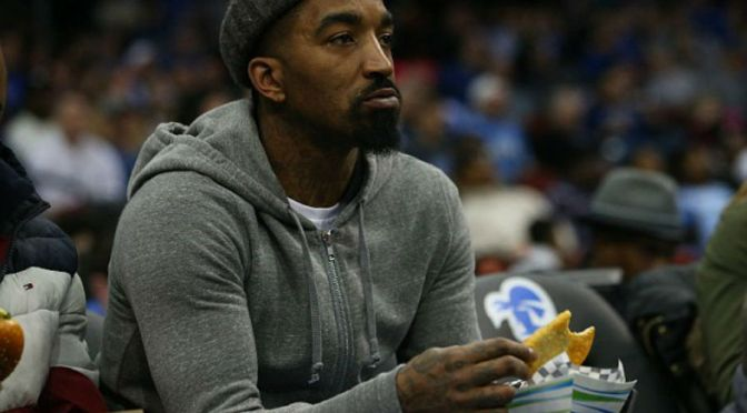 J.R. Smith Suspended After Throwing Bowl Of Soup at Assistant Coach